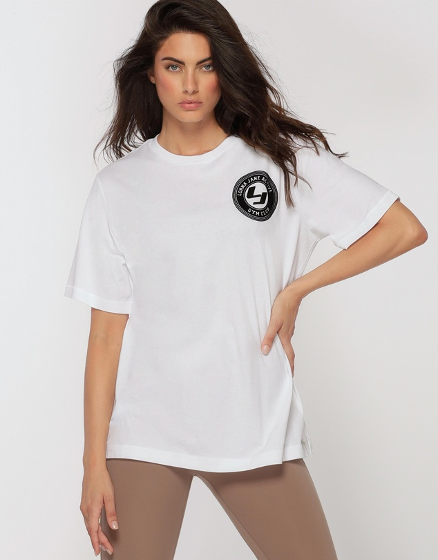 Lorna Jane - Swagger Oversized Tee