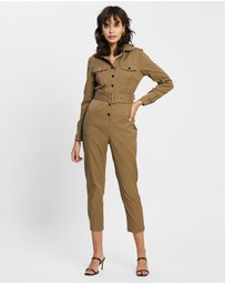 Honey and Beau - Aviator Jumpsuit