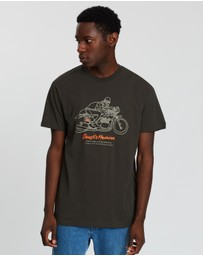 Deus Ex Machina - Motor Meet Tee