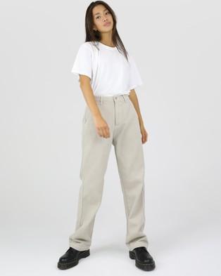 Dakota501 Drill Pants - Pants (Beige)