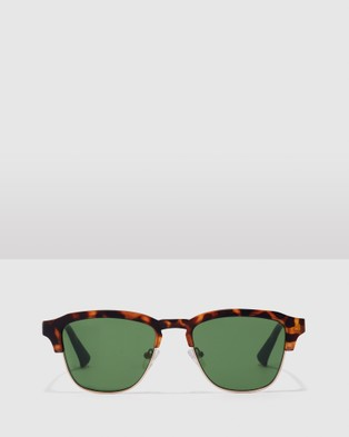 Hawkers Co Green NEW CLASSIC - Sunglasses (Brown)