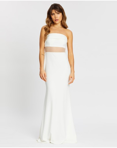 Miss Holly Rachel Dress Off-white