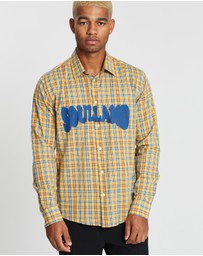 Soulland - Saul Checked Shirt