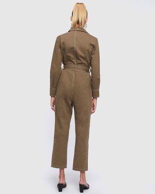 Lioness Williamsburg Jumpsuit - Jumpsuits & Playsuits (Khaki)