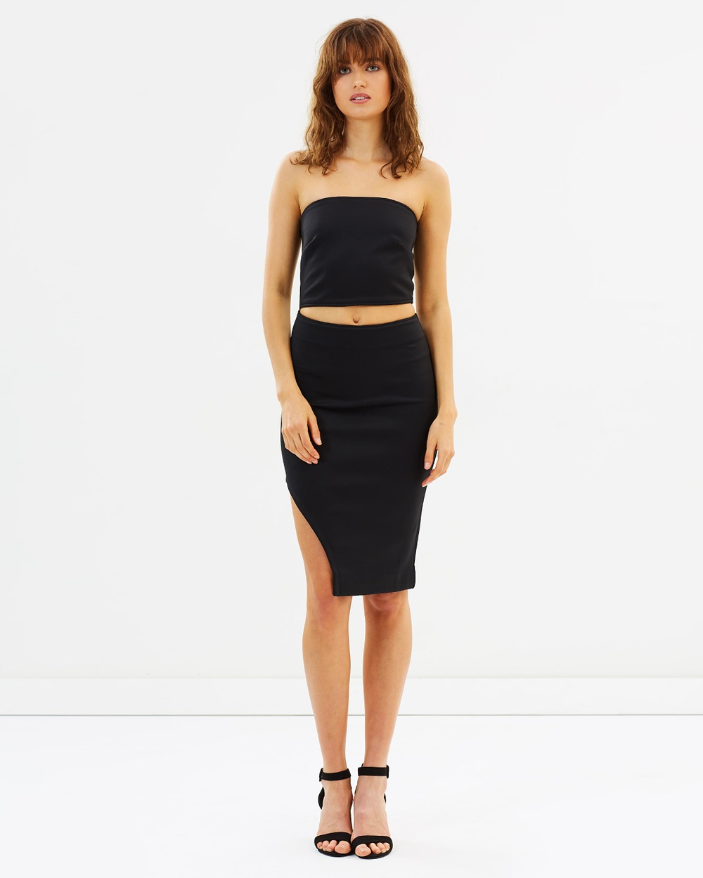 Maurie & Eve What She's Having Dress Bodycon Dresses Black What She's Having Dress