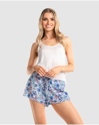 Deshabille Sleepwear  - Iris Short PJ Set