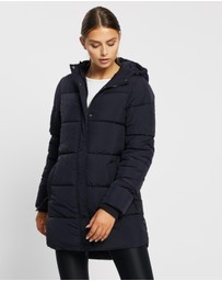 Cotton On Body Active - The Recycled Mother Mid-Length Puffer