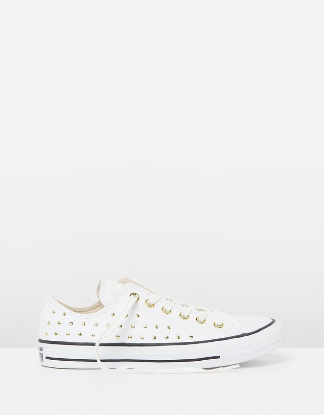 729fee41ec51b8 Chuck Taylor All Star Leather Stud Ox by Converse Online