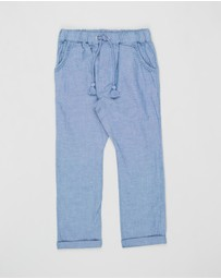 Purebaby - Slouch Pants - Kids