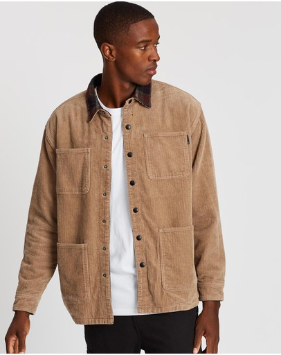 Rusty - Twin Needle Reversible Jacket