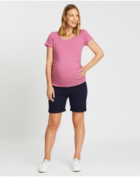 Angel Maternity - Summer Shorts