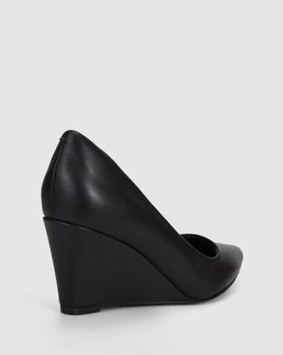 Siren Brodie - Wedges (Black)