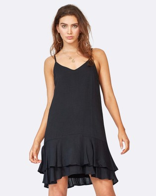 Times Ten – Majorelle Dress BLACK