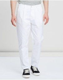 BOSS - Kirio Pleated Trousers