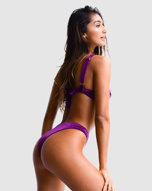 Cali Rae - Colombia Cheeky Bikini Bottoms (Zappo)
