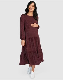 Pea in a Pod Maternity - Raina Nursing Dress