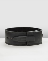 The WOD Life - Leather Lever Belt 2.0