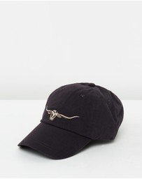 R.M. Williams - Steers Head Logo Cap