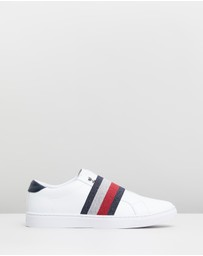 Tommy Hilfiger - Sparkle Slip-On Sneakers