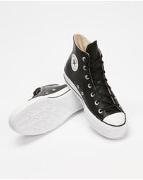 Converse - Chuck Taylor All Star Lift Clean Hi - Women's