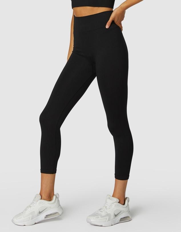 Women Aura Seamless 7/8 Leggings