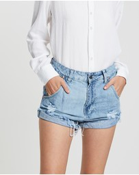 DRICOPER DENIM - Slouchy Shorts