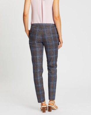 Farage Isla Deconstructed Pants - Pants (Blue)