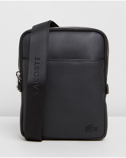 Lacoste - Gael Small Flat Crossover Bag