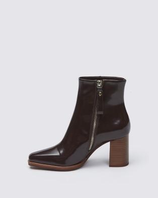 bul Patinar Boot Boots Brown