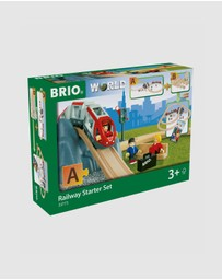 BRIO - Railway Starter Set A 26 Pieces