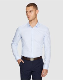 Yd. - Largo Slim Fit Dress Shirt