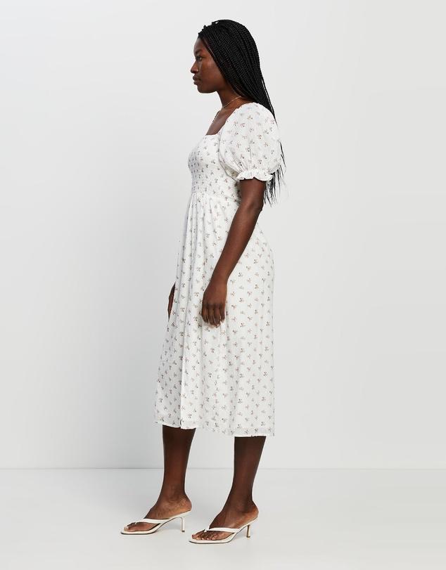 Women Yennifer Midi Dress