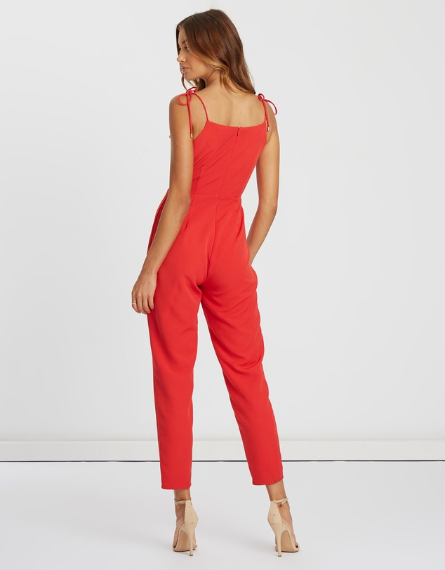 CHANCERY - Laila Fitted Jumpsuit