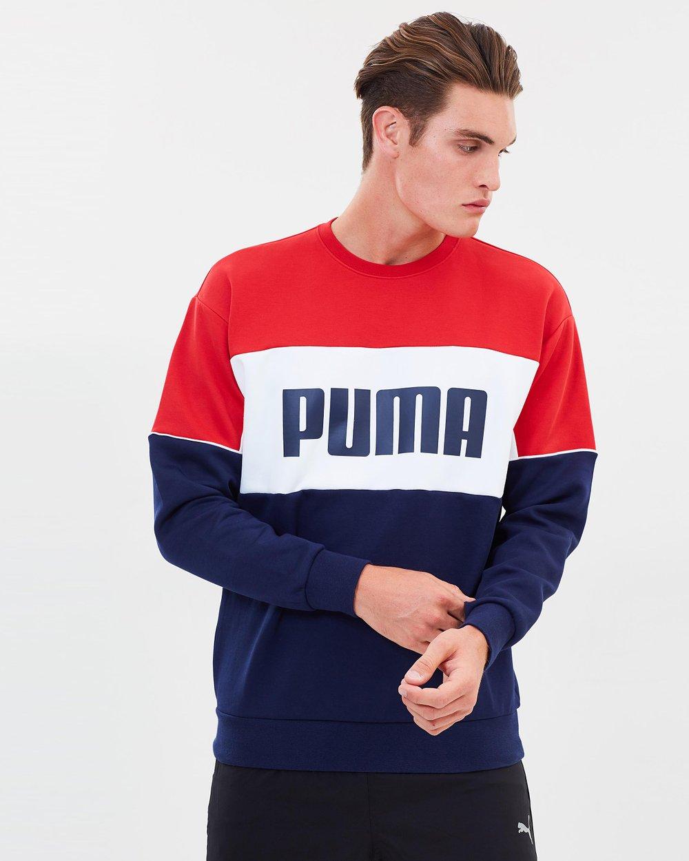 6d164fb3a17461 Retro Crew by Puma Online