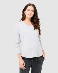 Ripe Maternity - Bowie Long Sleeve Tee