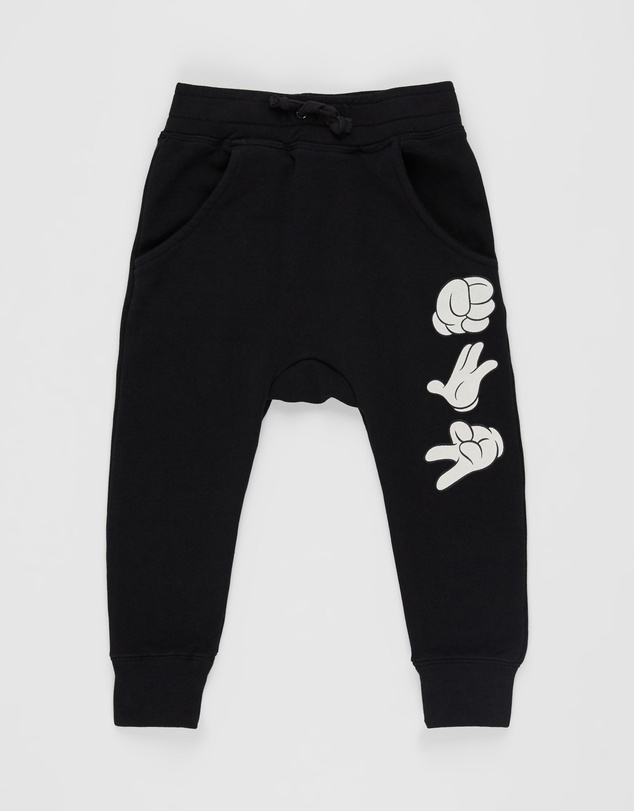 Rock Your Kid - Mouse Is The House Track Pants - Kids
