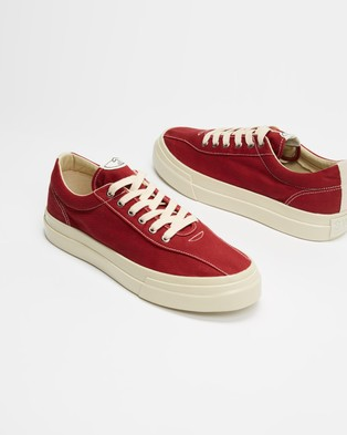 Stepney Workers Club Dellow   Men's - Sneakers (Dust Red)
