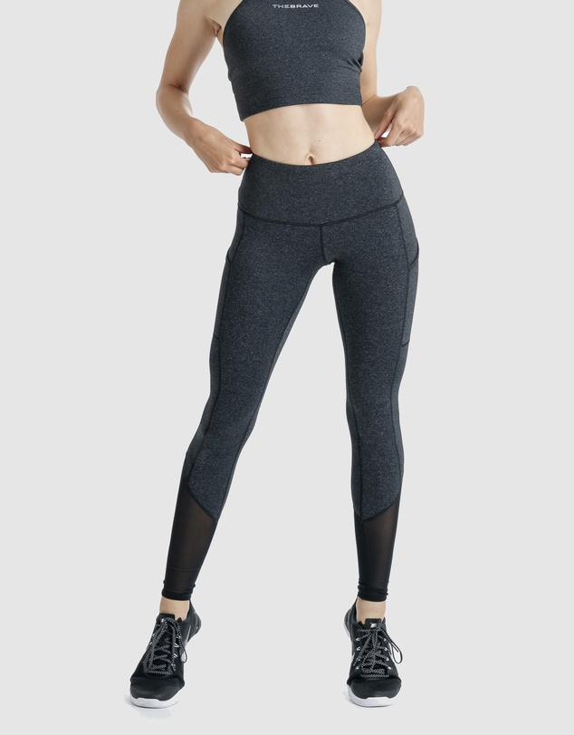 The Brave - Women's Elevate Full Length Tights