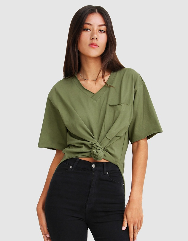 Women Brave Soul Oversized T-Shirt