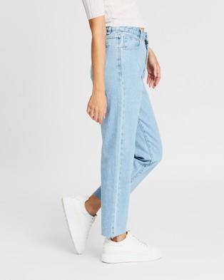 Abrand Petite A 94 High Slim Petite Jeans - Slim (Walk Away)