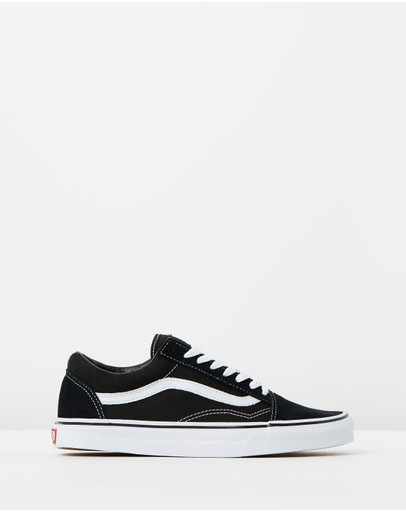 Vans Old Skool Black & White