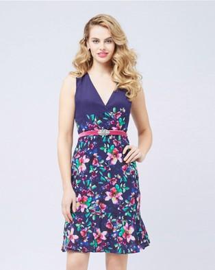 Alannah Hill – Here To Eternity Dress – Dresses (Multi)