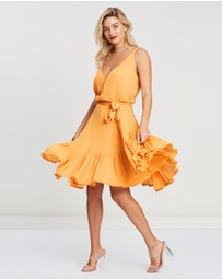 Jorge - Marigold Dress