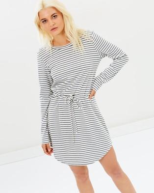 MINKPINK – Sadie Drawstring Dress