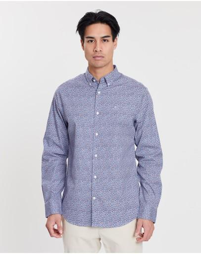 bdb2272f Printed Shirts | Buy Mens Printed Shirts Online Australia- THE ICONIC