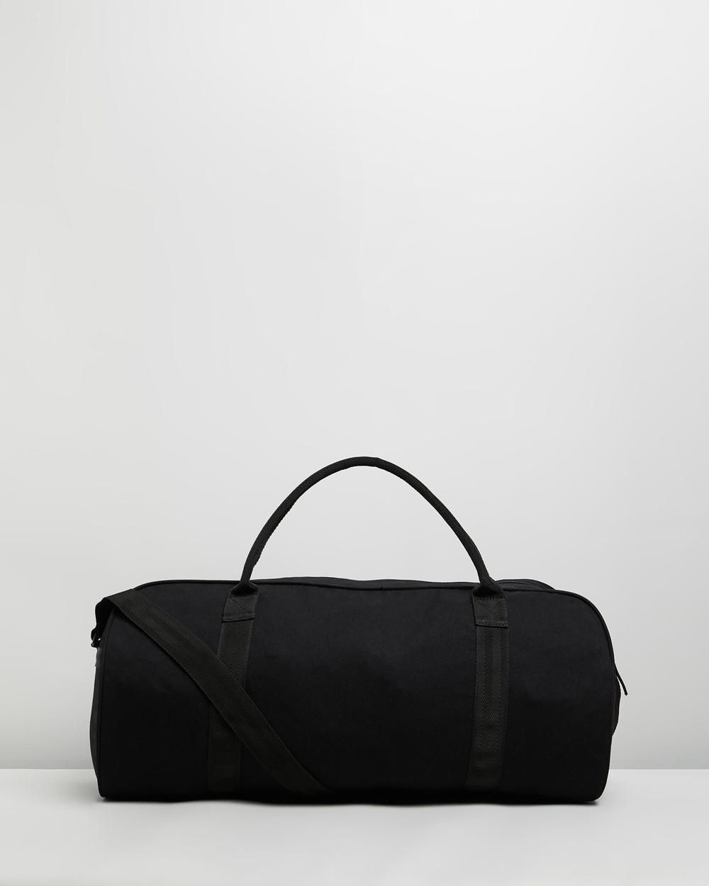Staple Superior Everyday Weekender Duffle Bags Black
