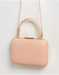 Olga Berg - Ruby Top Handle Cross-Body Bag