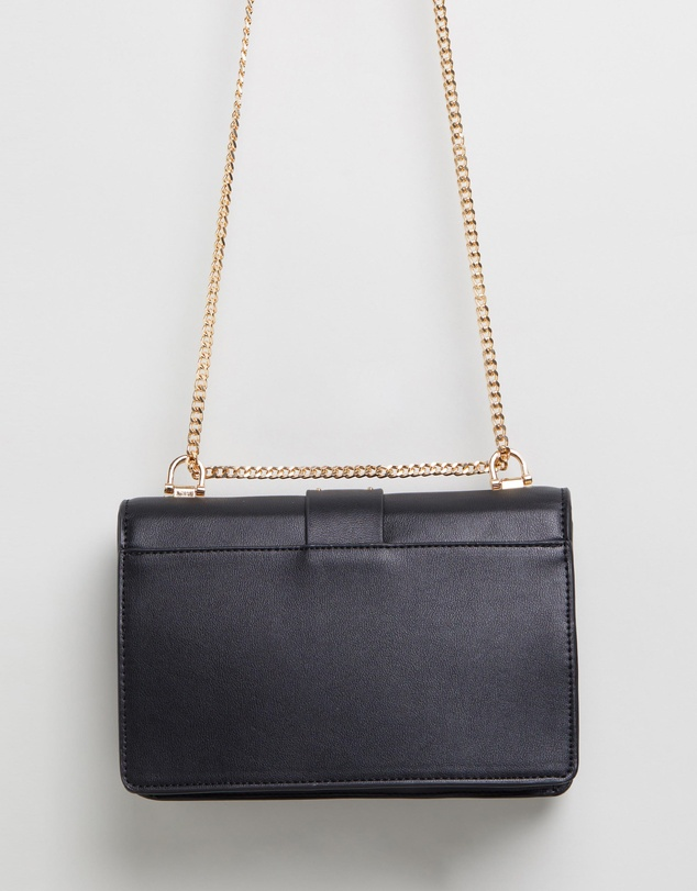 TOPSHOP - Beth Studded Shoulder Bag