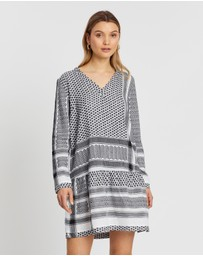 Cecilie Copenhagen - Dress 2 V Long Sleeves
