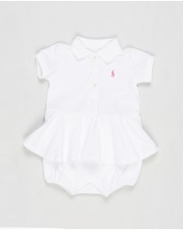 Polo Ralph Lauren - Bubble One Piece Shortall - Babies